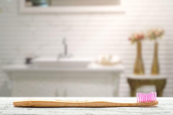 brush-in-bathroom
